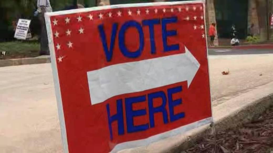 'Georgia's caller   predetermination  laws marque   it tougher to vote'