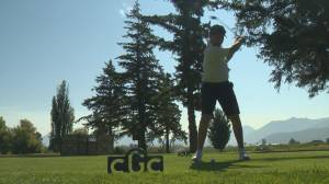 This is BC: Chilliwack man driven to excel at para-golfing (02:09)