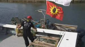 Fisheries minister: Indigenous fishers to operate within established season (02:30)