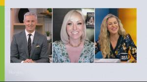'The Real Housewives of New Jersey' star Margaret Josephs talks about her new memoir and giving fans a sneak peek into her personal life (06:10)