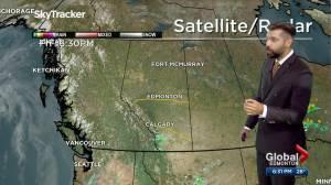 Edmonton weather forecast: Friday, July 30, 2021 (03:52)