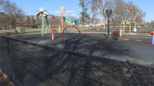 Vernon looking at removing damaged spray park as Polson Park flooding problem continues (02:07)