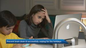 How to prevent 'brain drain' and successfully unplug for the holidays