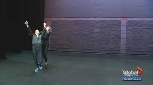 Deaf theatre festival gets underway in Edmonton