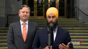 Federal Election 2019: Singh wants to tackle 'root causes' of rising housing costs