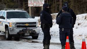 RCMP have agreed to move away from barricaded area in Wet'suwet'en territory: Blair