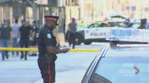 One man dead, two injured after shooting in Toronto's Entertainment District
