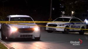 Halifax police investigate sixth homicide of the year (01:29)
