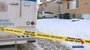 Calgary police on scene of suspicious death one day later