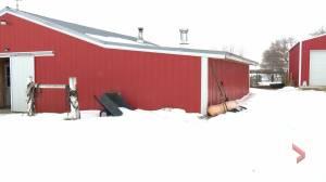 Laurie Tonita's unique barn expansion a sweeping sensation