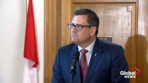 Decision on vaccine mandate for Roughriders games to be left to team: Sask. Health Minister (01:20)