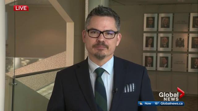Click to play video: Councillor weighs in on Edmonton declaring climate emergency