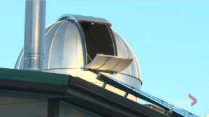 Hesje Observatory offers clear window into Alberta's night sky (04:11)
