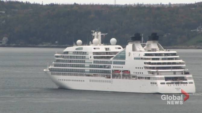 Click to play video: Revenue loss from cruise ship suspension to reach over $165M: port authority