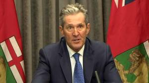 Coronavirus: Manitoba premier expresses 'growing frustration' at people not following COVID-19 restrictions (01:40)