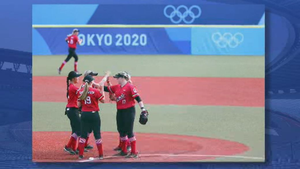 Click to play video: 'Women to watch as Team Canada scores early Olympic success in Tokyo'