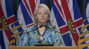 Dr. Bonnie Henry outlines summary of recommendations in Step 3 of the restart plan (01:18)