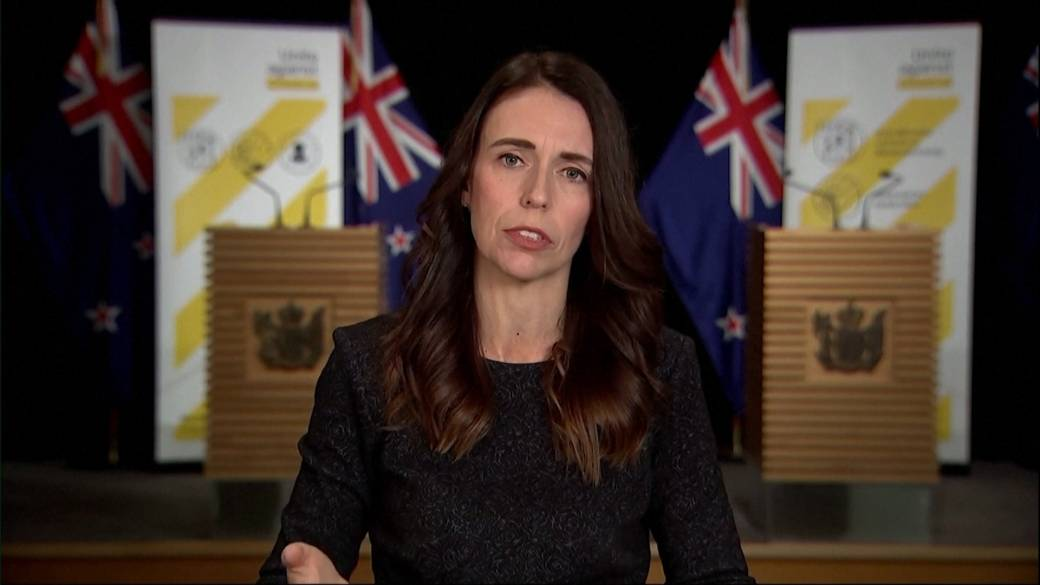 Click to play video: 'Coronavirus: New Zealand reports first known cases of U.K. COVID-19 variant'