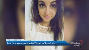 Trial for man accused of 2017 murder of Tess Richey in Toronto begins