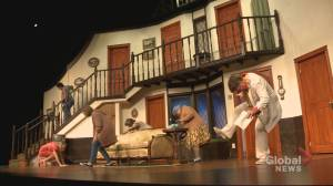 'Noises Off' turns on the laughs in Theatre Calgary season opener