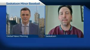 Baseball season registration underway in Saskatoon (04:16)