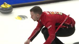 Gushue on pace to advance in the 2020 Brier
