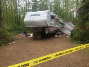 6 people taken to hospital after campground explosion near Slave Lake