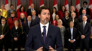 Trudeau says first priority of incoming parliament will be CUSMA ratification