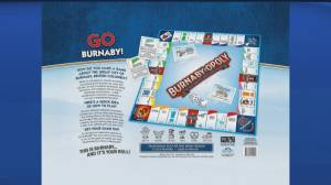 B.C. cities being featured in new 'Opoly' board game (03:43)