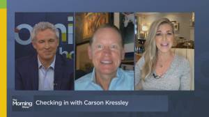 Checking in with Carson Kressley