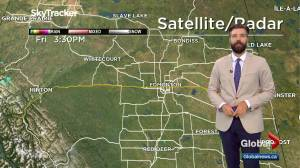 Edmonton weather forecast: Friday, September 18, 2020