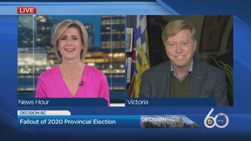 Fallout from 2020 B.C. election | Watch News Videos Online