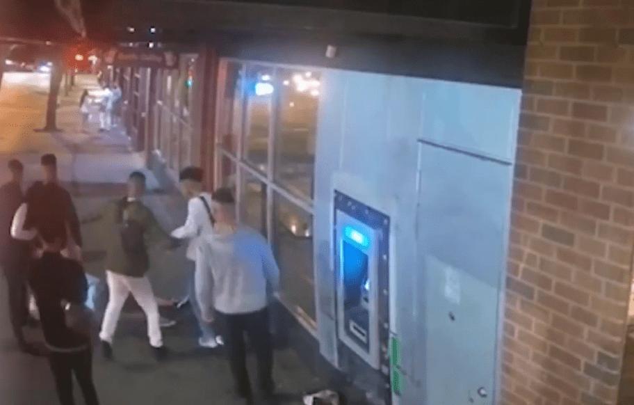 'Vancouver constabulary  investigating random downtown assault'