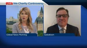 USask political scientist Greg Poelzer on WE charity, Tik Tok ban