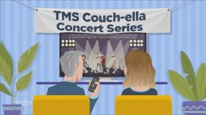 TMS Couchella Concert Series: Hunter Hayes performs