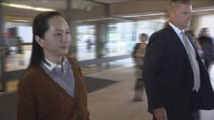 Meng Wanzhou hearing extended (13:09)