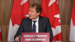 Coronavirus: Feds outline delivery of vaccines to remote rural communities (01:25)
