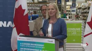 Canadian government announces rebate program for purchasing energy-efficient products