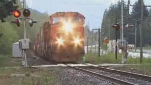 Health concerns rise over CN Rail project in Milton (02:54)