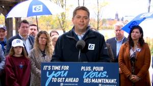 Canada Election 2019: Scheer says he respects Singh, anyone who enters public life