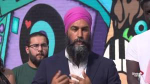 Federal Election 2019: Singh says he wants private conversation so Trudeau doesn't use it to 'exonerate' himself