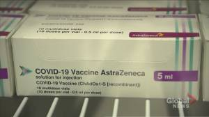 Coronavirus: AstraZeneca vaccine has now been approved in Canada (01:32)