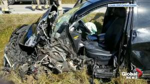 2 injured in car crash, OPP investigating