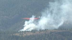 Heat and thunderstorm warnings spark wildfire concerns in B.C.