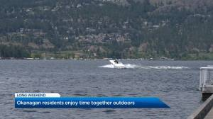 May Long Weekend: Okanagan residents enjoy time together outdoors