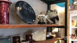 Kawartha Potters' Guild gears up for annual holiday sale (02:18)