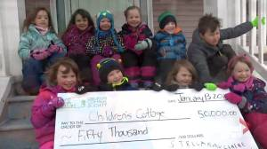 Calgary daycare steps up fundraising goal to help kids and families in crisis (01:55)