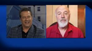 Global News Morning chats with author Nicholas (Nick) R. Adams (05:46)