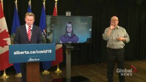 1 million Albertans have been tested for COVID-19: Health Minister (02:53)