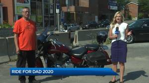 Kingston Ride For Dad cancer initiative goes ahead remotely (04:23)